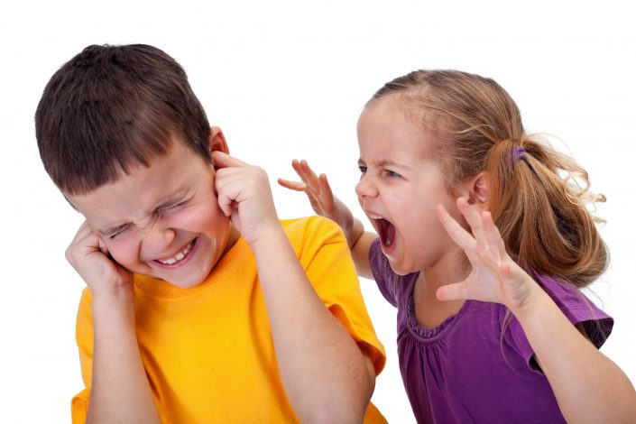 Травля со стороны брата/сестры увеличивает вероятность развития психических заболеваний