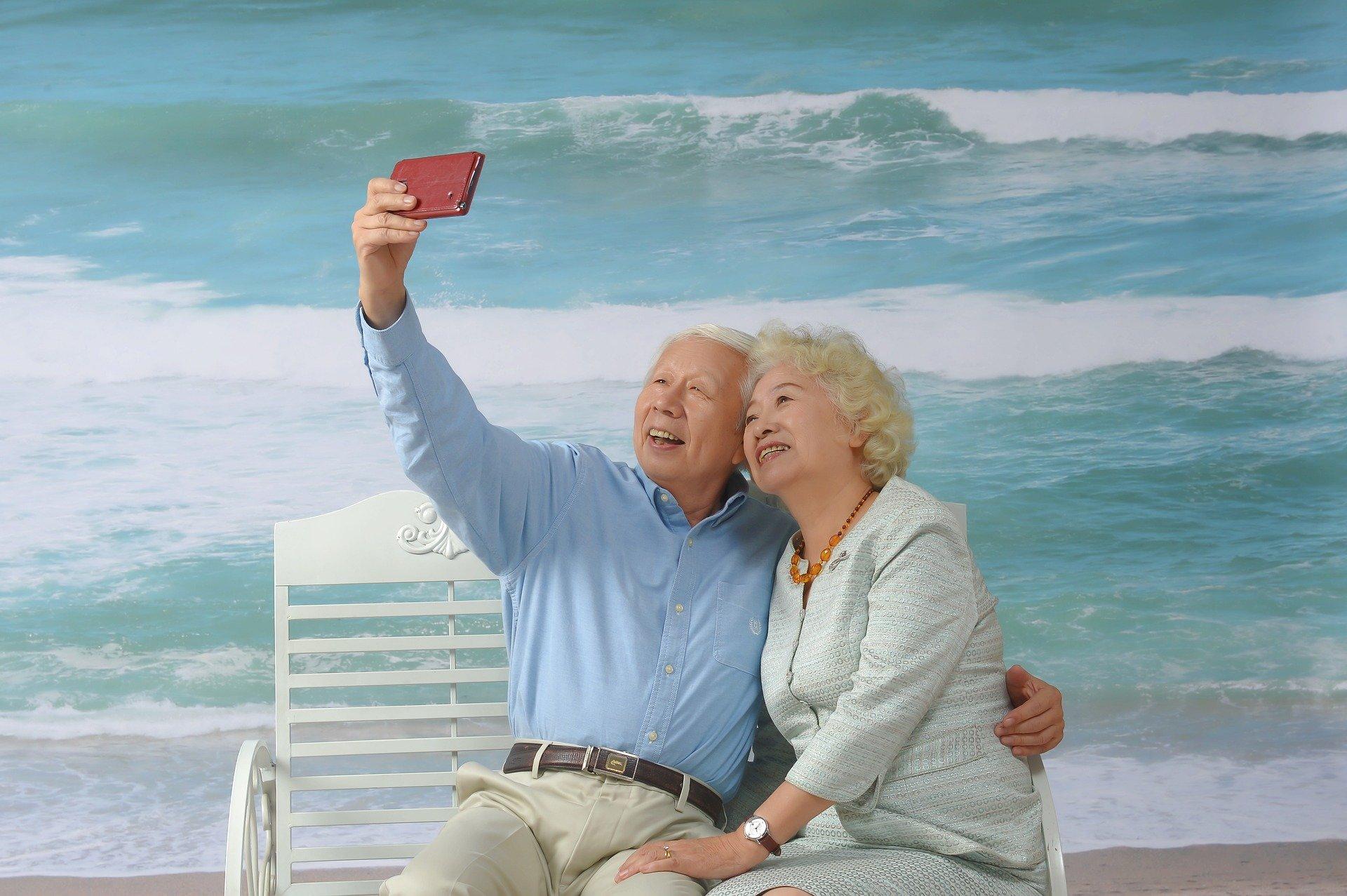 Старость – в радость: Как стареть красиво и безболезненно
