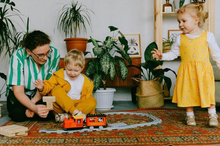 Гендерные различия в развитии у детей