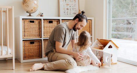 Влияние родителей на гендерное формирование ребенка