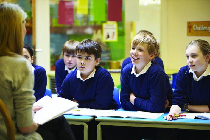Роль учителя в обучении детей