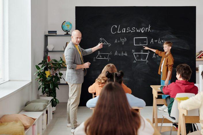 Особые дети — особые потребности в школе?