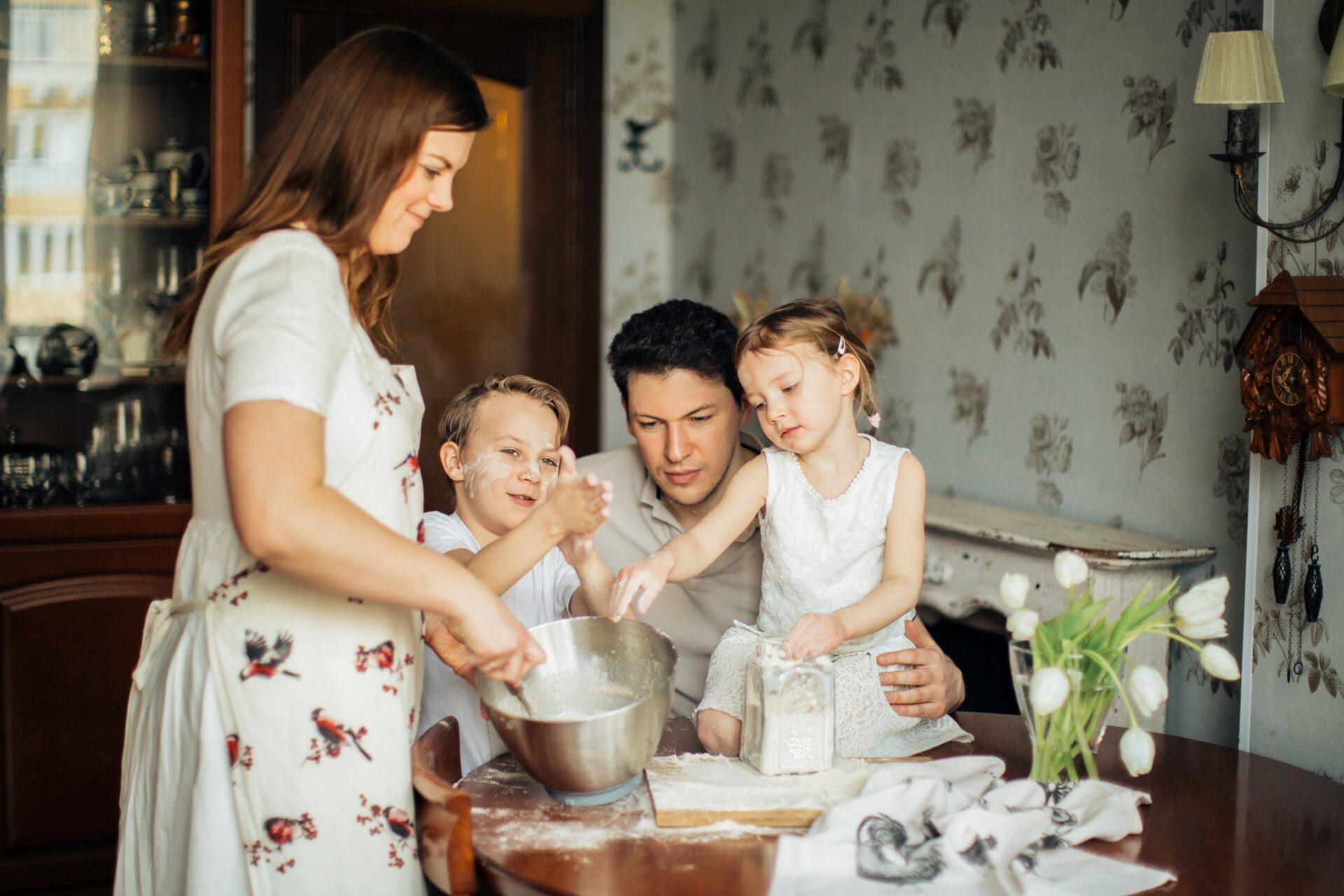 Взаимодействие родителей братьев и сестер в семье