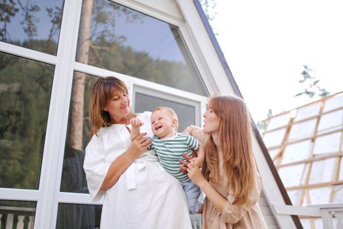 Роль семьи в жизни ребенка