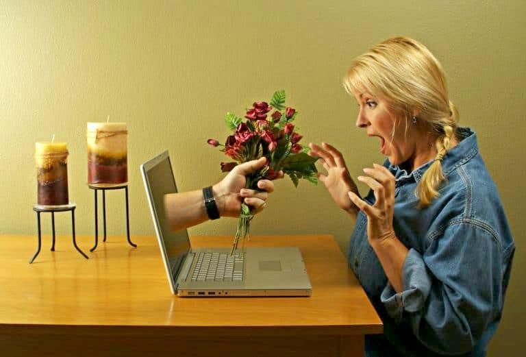 Виртуальный знакомство