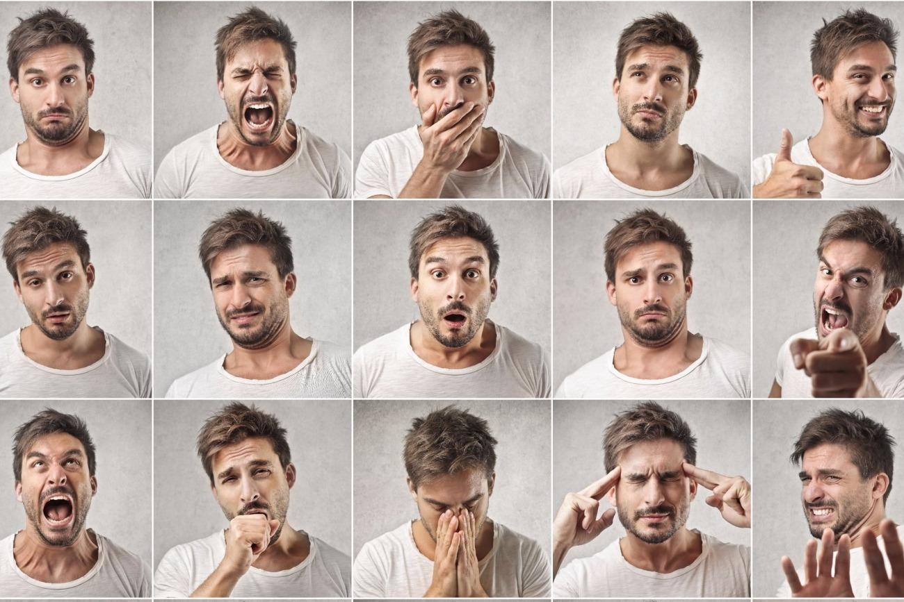 Восприятие эмоций: почему знакомые люди кажутся счастливее незнакомых?