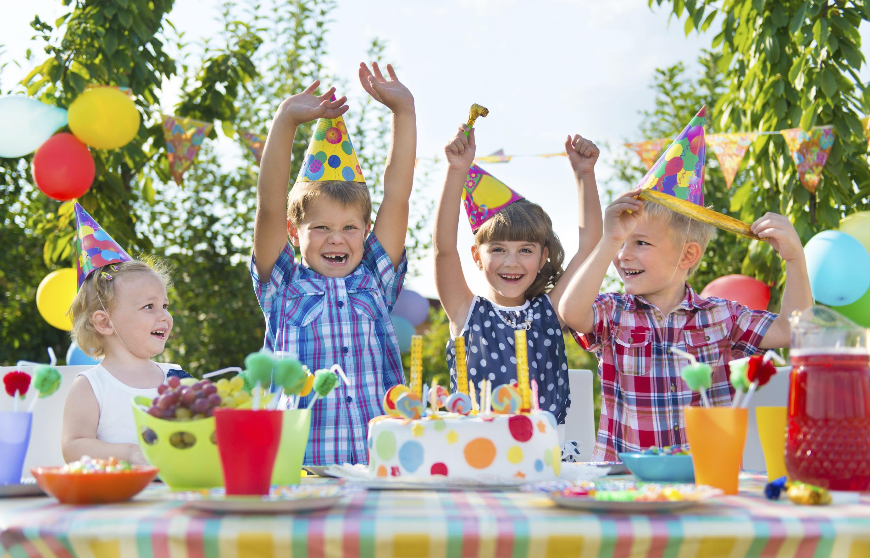 Психология детского праздника