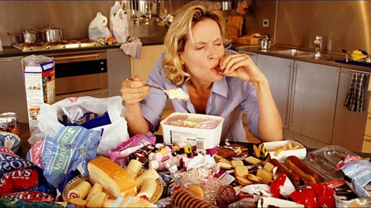 Компульсивное переедание. Психологические аспекты расстройства пищевого поведения