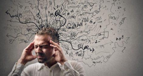 Навязчивые мысли: механизм подавления